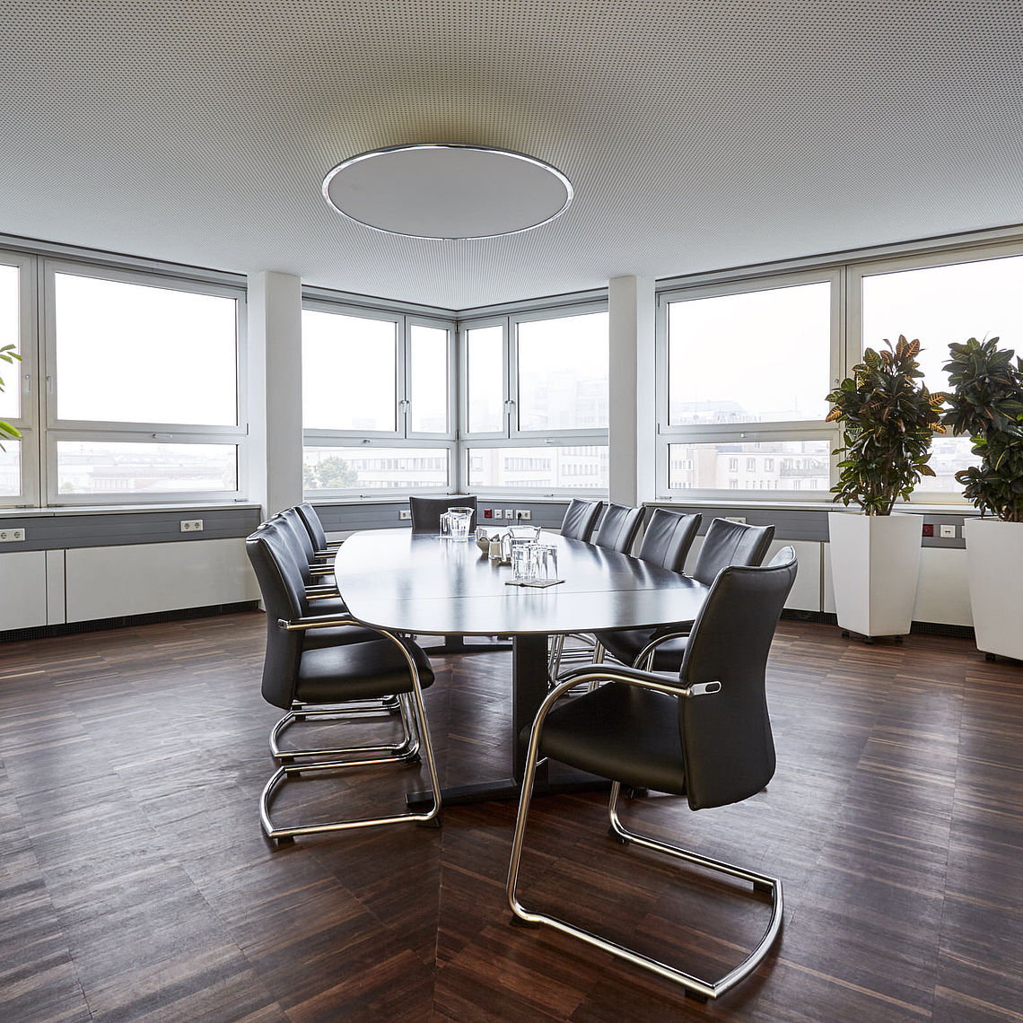 Meeting room in Akademiehof in Vienna