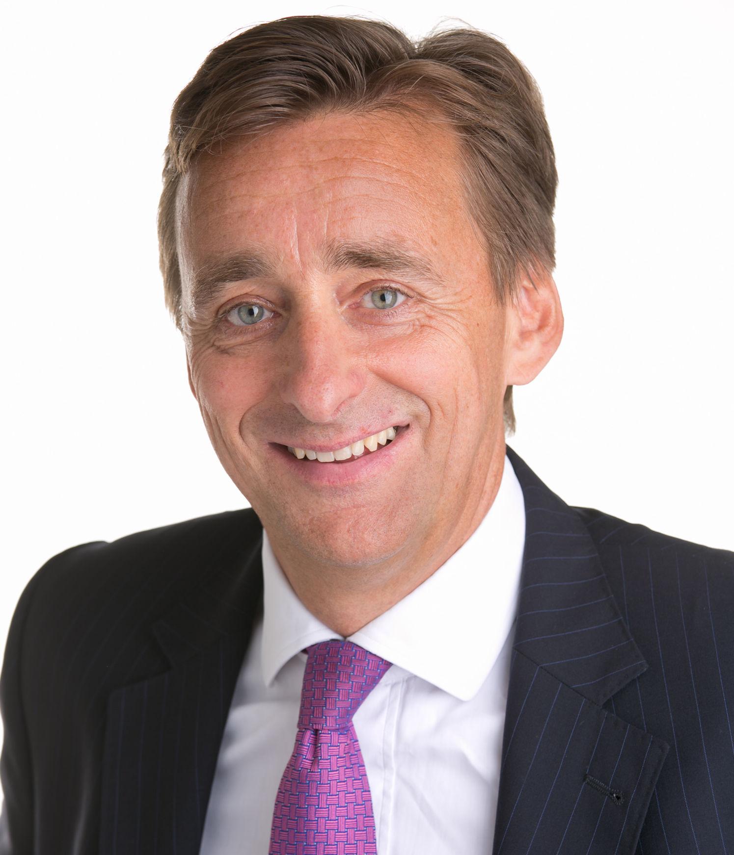 Andreas Ridder, Chairman CEE bei CBRE