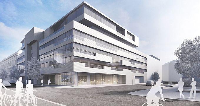 Visualisation S IMMO development project 101 Neukölln in Berlin