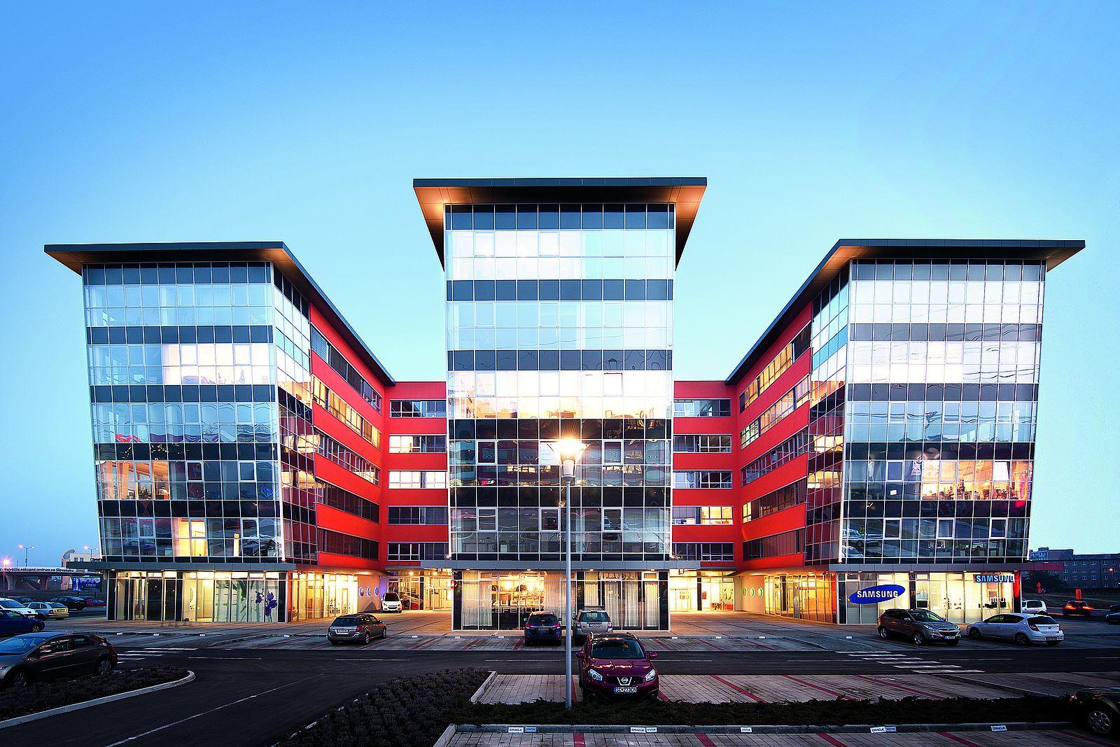 S IMMO Bürogebäude Galvaniho 4 in Bratislava