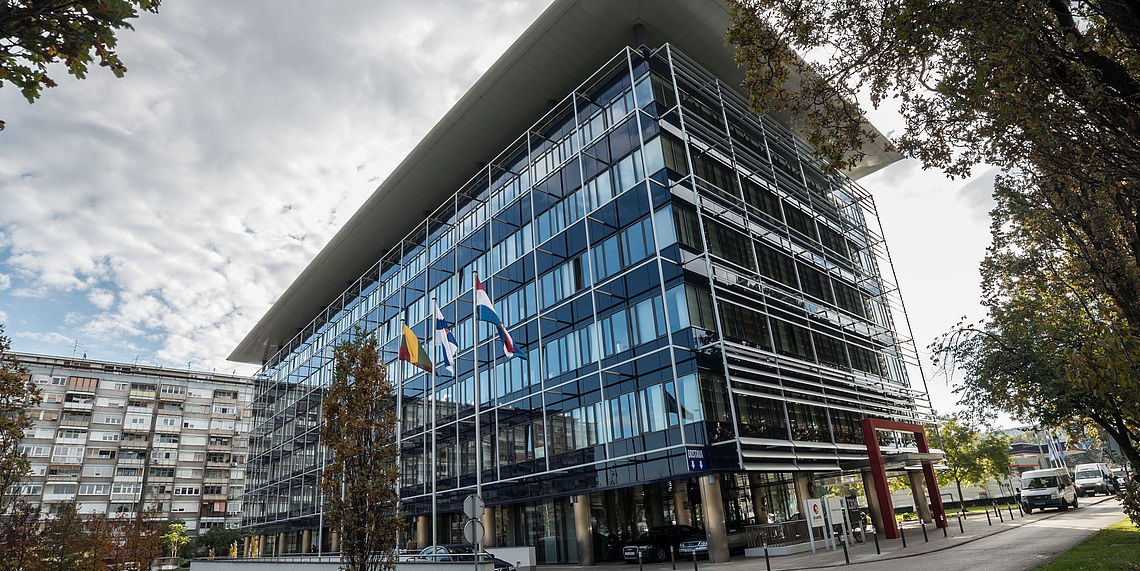 S IMMO office property Eurocenter Zagreb