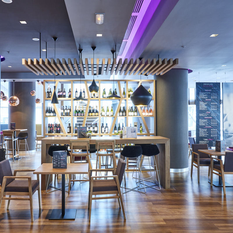 Novotel Bukarest Bar