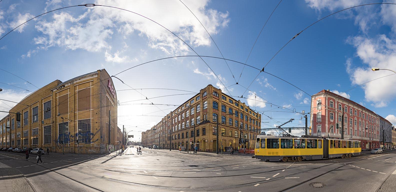 Leuchtenfabrik, Berlin © Tobi Bohn