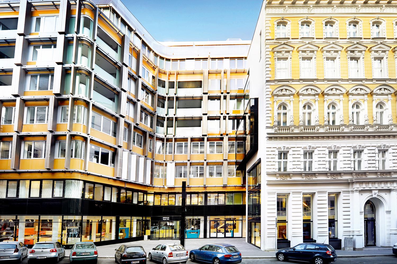 S IMMO Wohn- und Büroimmobilie Neutor 1010 in Wien